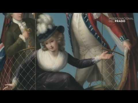 Commented works: V. Lunardi, Mrs Sage and G. Biggin in a Hot Air Balloon, John-Francis Rigaud, (Ca. 1785), by Gabriele Finaldi