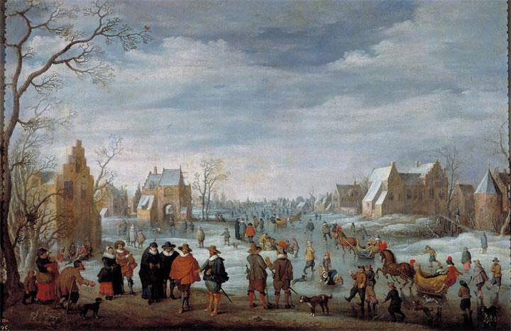 Pinturas Holandesas en la colección de Felipe IV y Carlos II