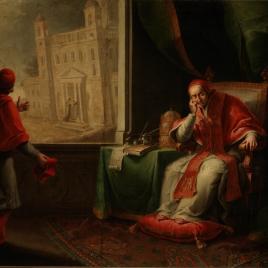 Visión del papa Inocencio III