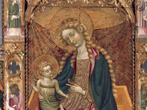 The Altarpiece of the Virgin