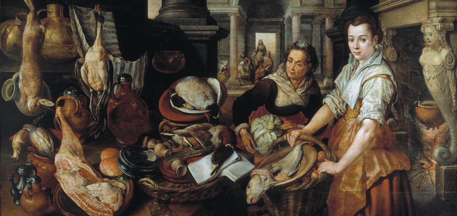 Fábulas de Velázquez: Mitología e Historia Sagrada                                      en el Siglo de Oro