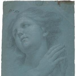 Busto de ángel
