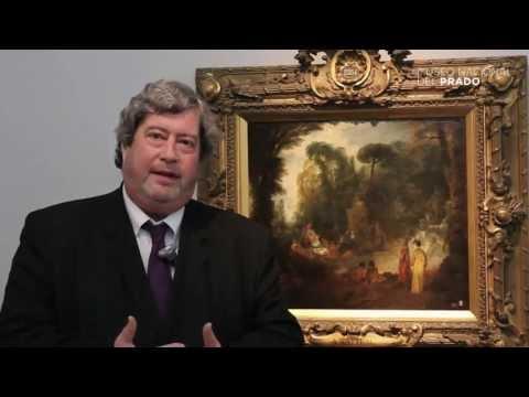Commented works: Fête galante, Jean-Antoine Watteau, (1712 - 1713), by Vincent Pomarède