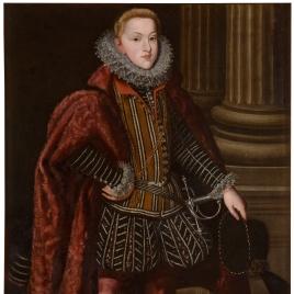 El archiduque Leopoldo, cuñado de Felipe III