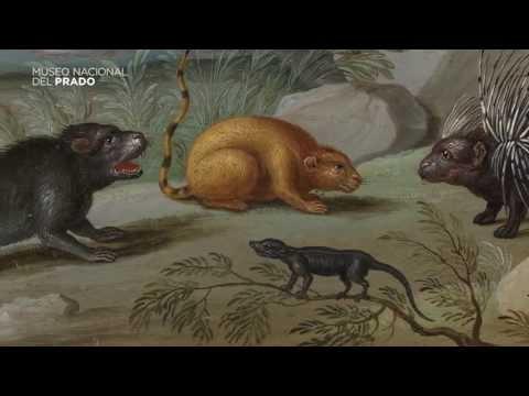 "Commented works: Europe and Asia, Jan van Kessel ""the Elder"", (1660), by Almudena Sánchez"