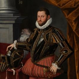 El archiduque Diego Ernesto de Austria