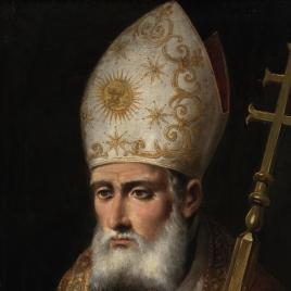 El patriarca san Juan de Ribera (copia)