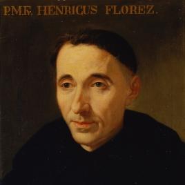 El padre Enrique Florez