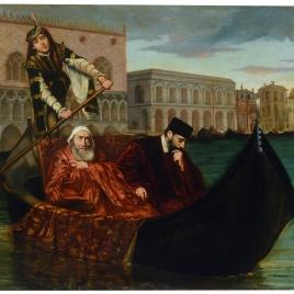 El dux Frari Foscari, destituido