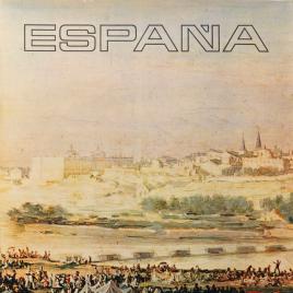 La pradera de San Isidro. Francisco de Goya, cartel promoción turística España [Material gráfico] / Museo Nacional del Prado.