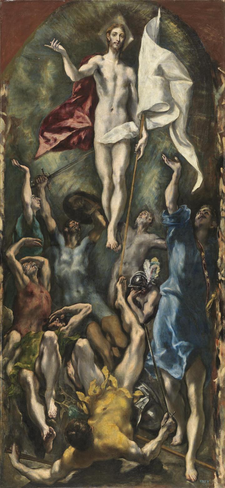 El Museo del Prado, Acción Cultural Española (AC/E) y Fundación BBVA presentan El Greco y la pintura moderna