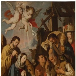 Adoración de los Pastores