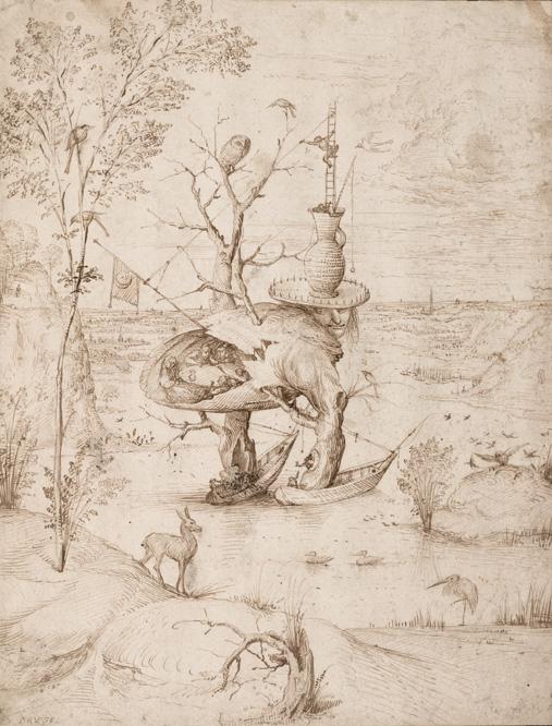 Bosch and 's-Hertogenbosch
