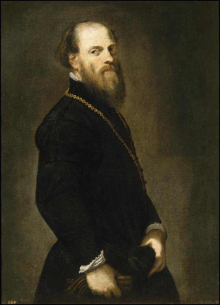 Tintoretto. Jacopo Robusti