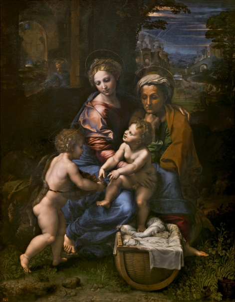 Sagrada Familia, llamada la Perla