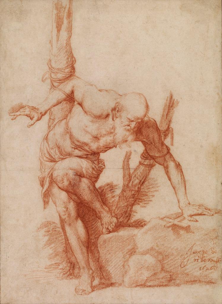 Drawing in Valencia, 1500–1700. Ribera in Naples