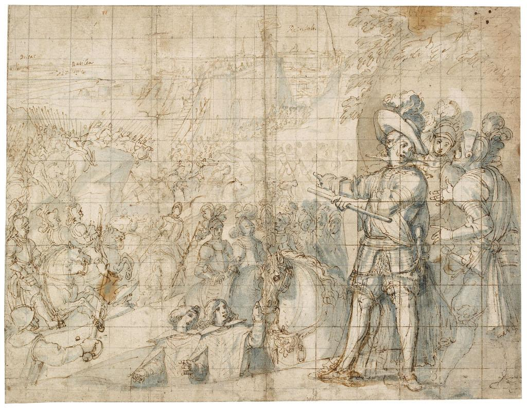 Madrid, artistic capital, 1600–1700