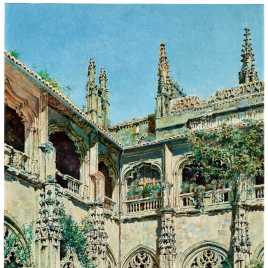 Claustro de San Juan de los Reyes