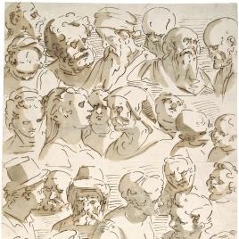 Estudios de cabezas