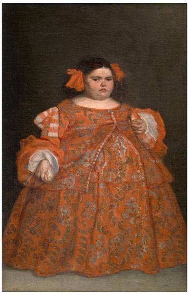 Eugenia Martínez Vallejo, vestida