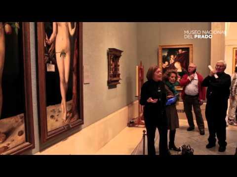 Paloma Navares:Adam and Eve by Dürer