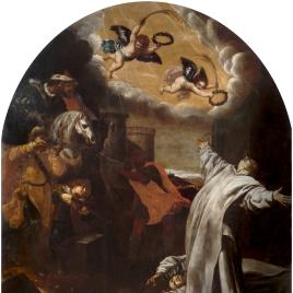 El martirio de Roermond de Vinzenz Herck y Jan van Loewen