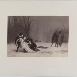 Un duelo después del baile