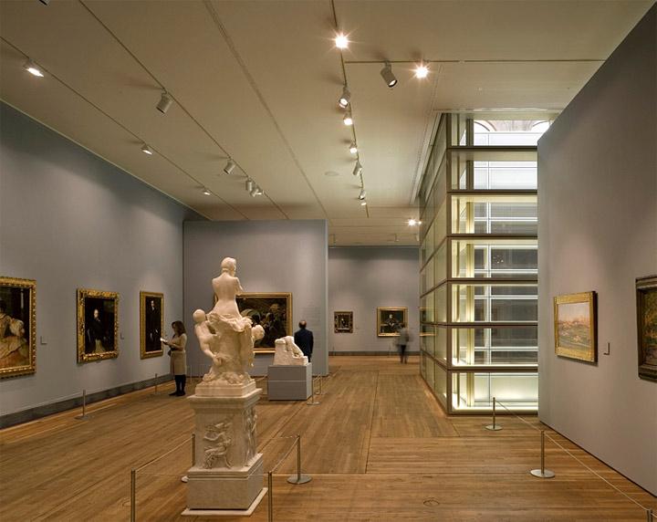 Salas de exposiciones de Jerónimos