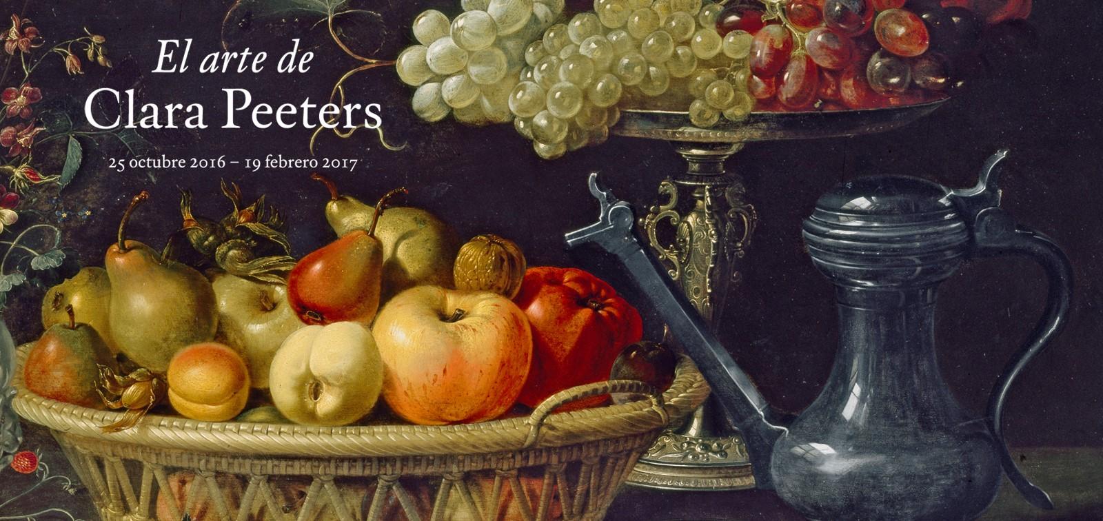El arte de Clara Peeters