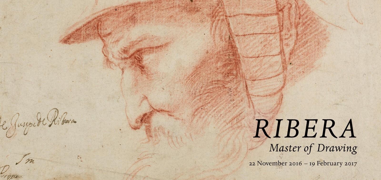 Ribera. Master of Drawing