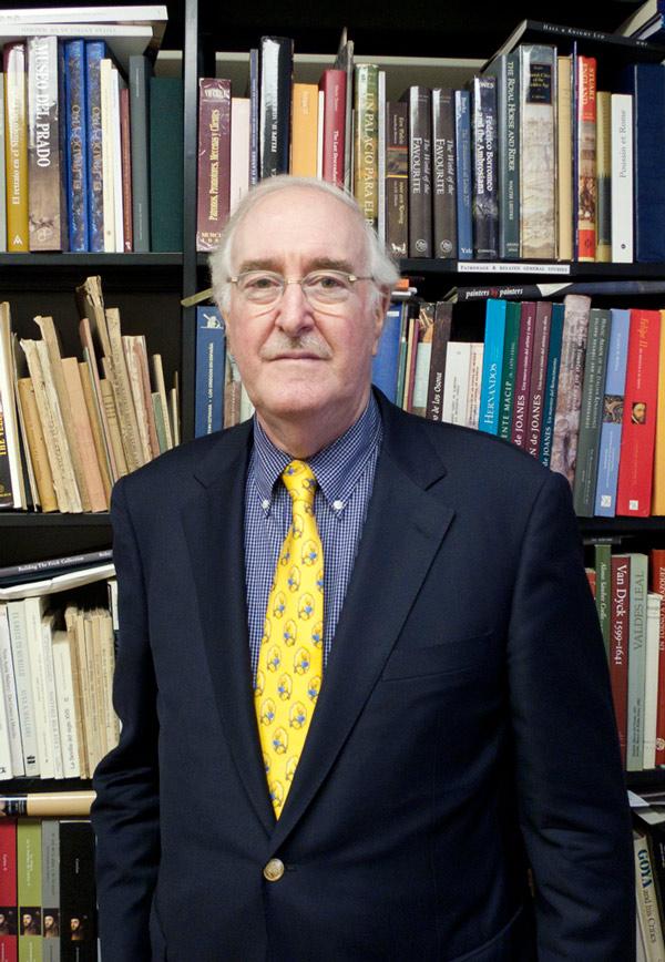 Prof. Jonathan Brown. © Fotógrafo Jason Varone