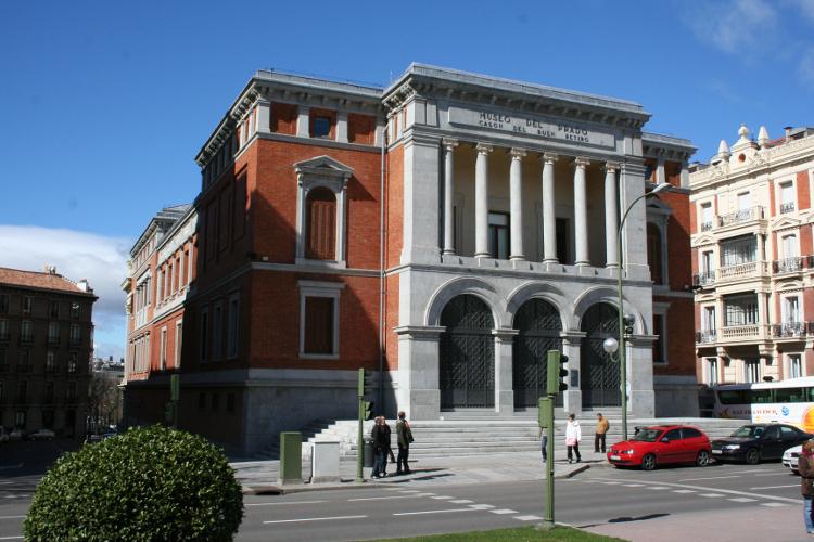 Museo.Studies Center Museo Nacional Del Prado